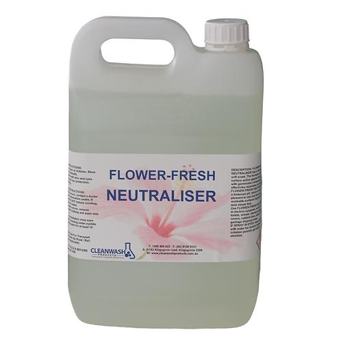 5L Air Freshener/Neutralizer Flower Fresh