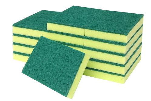 Tuf scourer sponge 15 pack