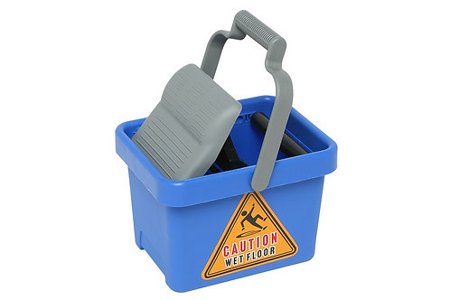 Edco handy step bucket 9L