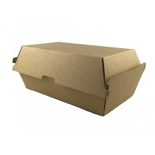 Regular Snack Box Kraft 176 x 91 x 80 carton 200