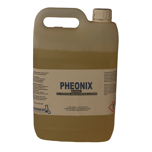 5L Pheonix Bathroom Cleaner