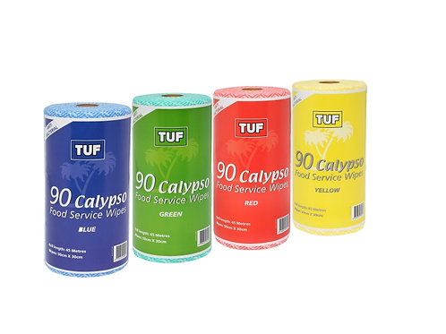 Tuf Calypso Food Service Wipes Coffee