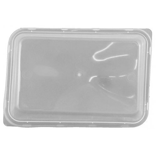 Takeaway Container Dome Lids/Pack 50