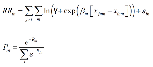 G-RRM equations