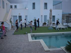 Ευεργετικό Retreat στην Άνδρο / Beneficial Retreat in Andros