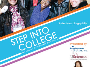 2019 Step Into College Conference
