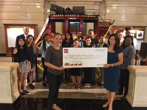 Steppingstone Scholars, Inc Awarded Wells Fargo 2018 Grant for Middle Grades Academy