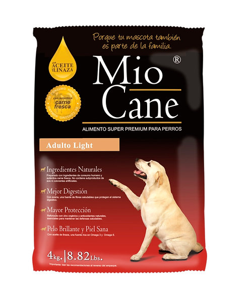 Mio Cane Adulto Light 4kg