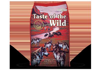 Taste of the Wild - High Prairie Puppy 13 kg