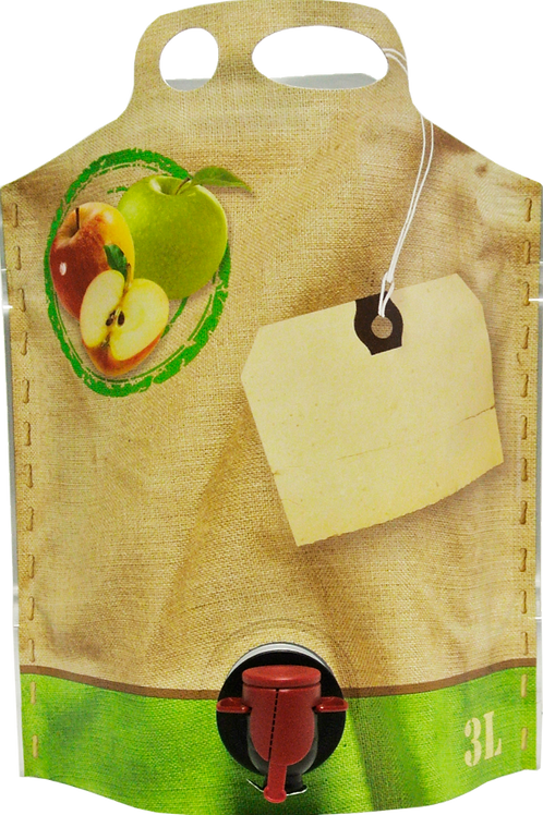 VITOP 3L Cider & Apple Pouch (BIB / Bag In Box)