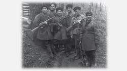 командный состав партизанского движения
