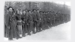 партизанский отряд Буря