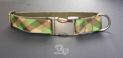 Plaid Green 25mm