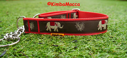 Elephants 30mm red