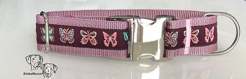 Butterflies soft lilac- 40mm