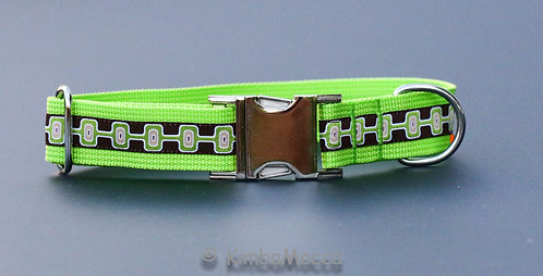 Nairobi 30mm lime green
