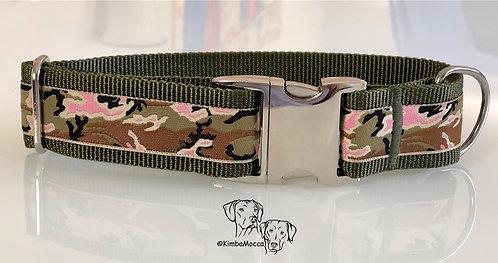 Camouflage khaki- 40mm