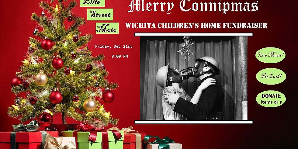 Merry Connipmas! Fundraiser for Wichita Children's Home
