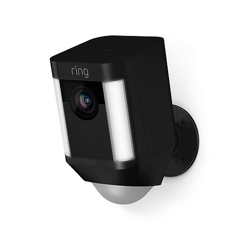 Ring Spotlight Cam Battery HD Security Camera