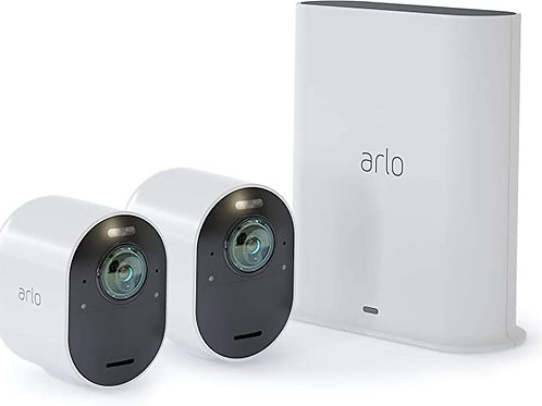Arlo Ultra 2   Security System