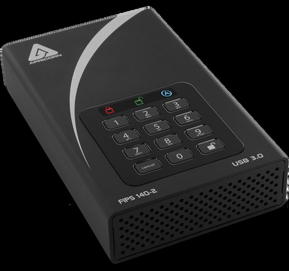Aegis Padlock DT FIPS - USB 3.0 Desktop Drive