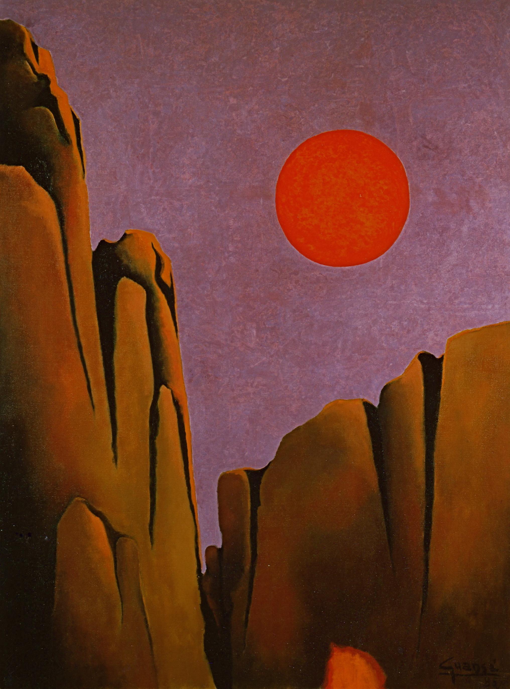 Gorge,1988