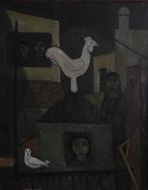 El Gall, 1951