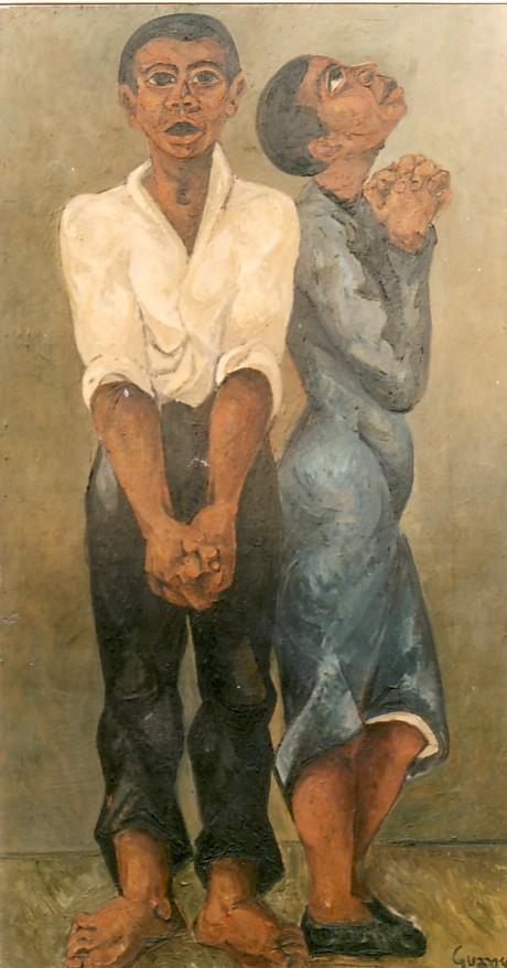 Negro Spiritual, 1955