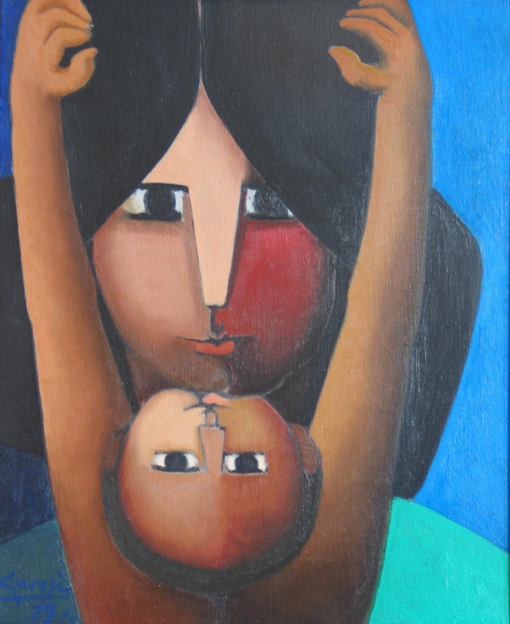 Mère et enfant,1979