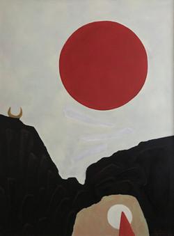 Les Montagnes Noires,1990