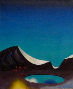 Un lac dans la vallée,1994