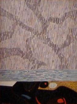 Pluie sur le Bord de Mer, 1993