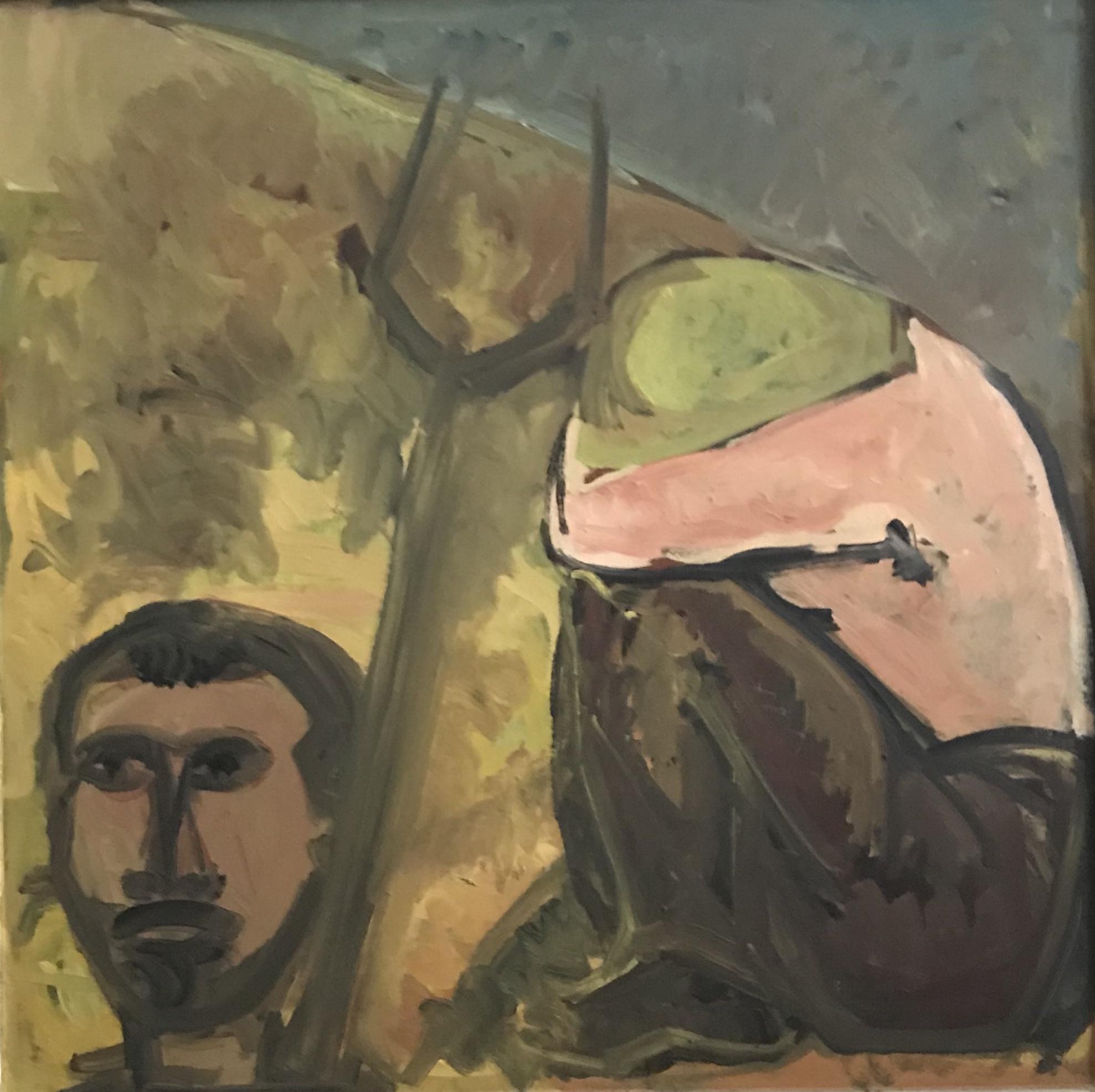 sans titre, 1954