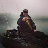 Tim winter Largemouth Bass