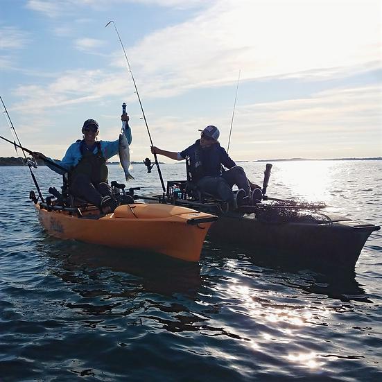 Gift Certificate-Guided Kayak Fishing
