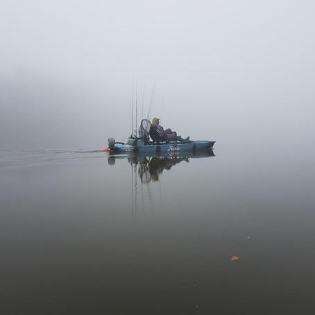 CT. River Cove Fishing 1/14/20