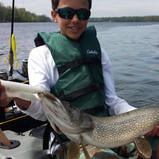 Sam's 1st Pike
