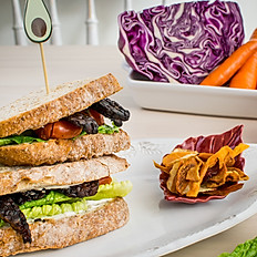 THE VEGAN BLT