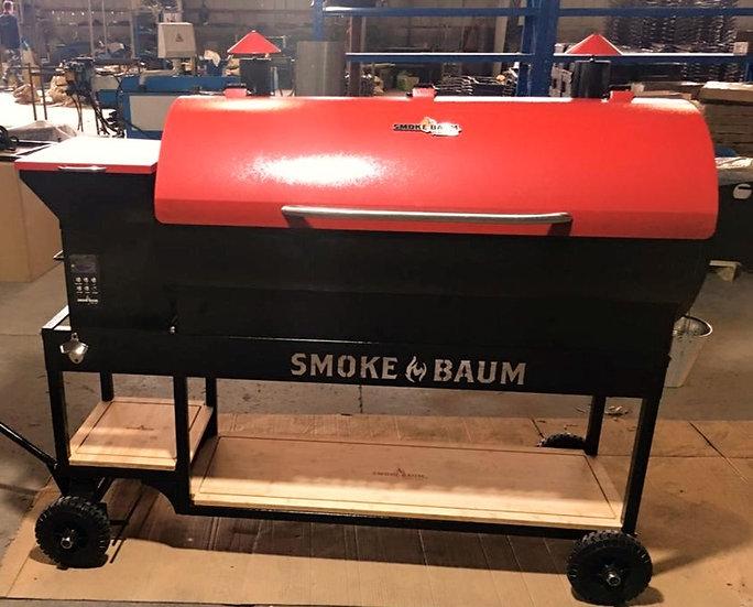 RED GOLIATH - Big Daddy Smoker