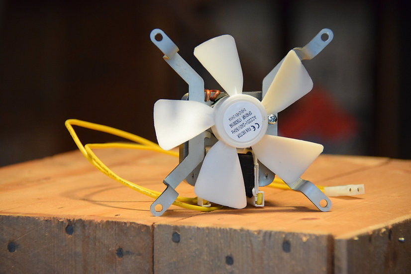 Replacement Fan Unit For Various Pellet Smoker Models