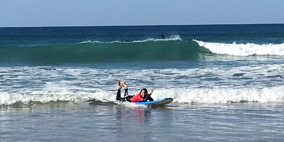 Yoga, Surf, Hiking, & Nourish Retreat (1 space left)