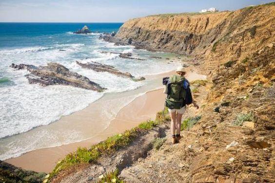 coastal hiking