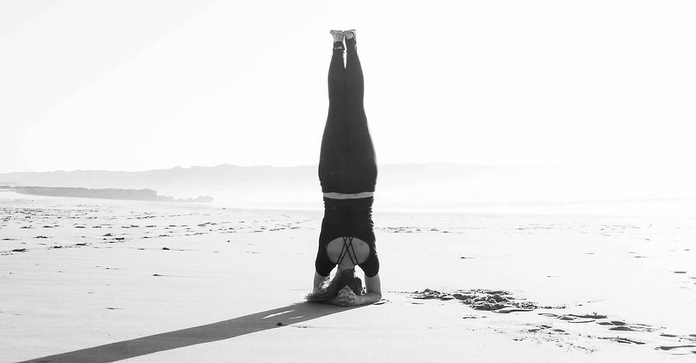 Turn inwards with Yoga