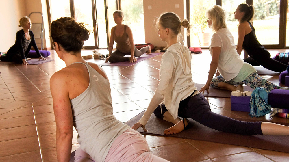 reviews yoga and surf retreats in Portugal