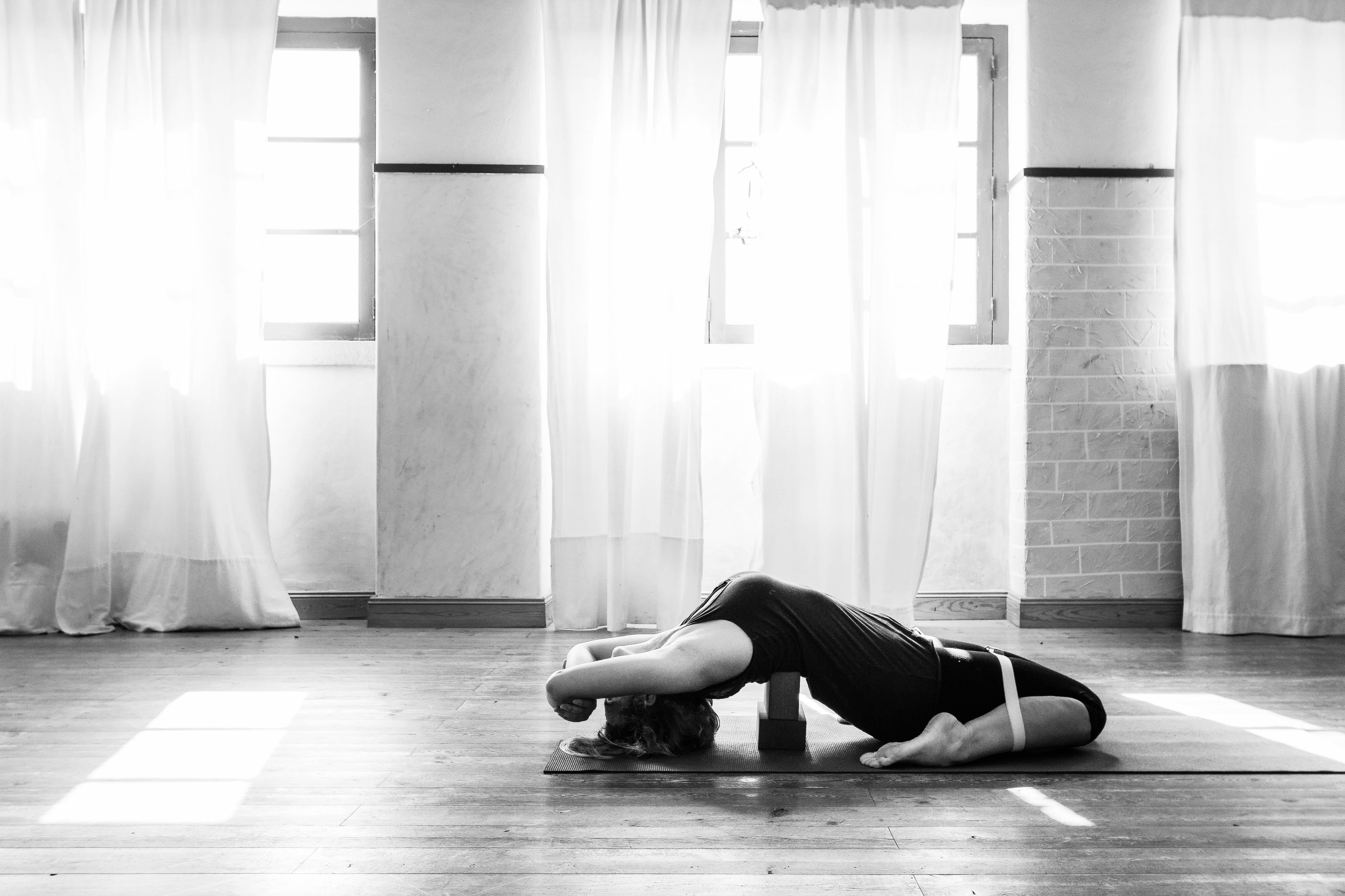 Iyengar Yoga classes