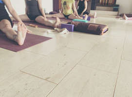 yoga retreat classes