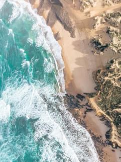 stunning beaches west coast portugal