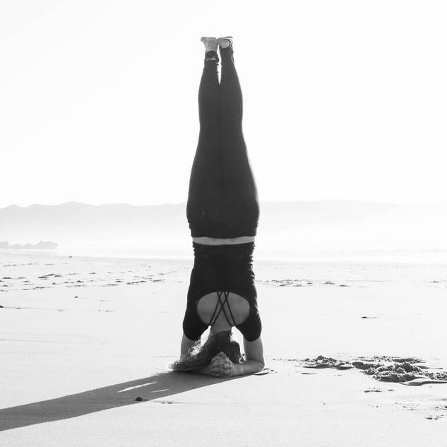 Shaini Iyengar yoga teacher