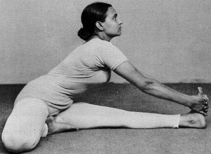 Iyengar women's Yoga books
