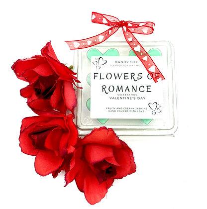 FLOWERS OF ROMANCE WAX MELT